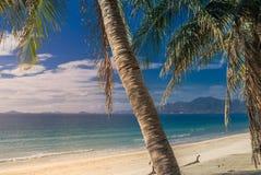 Malerisches Ufer des Südchinesisches Meers Stockfoto