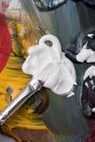 Malerpinsel Stockbild