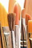 Malerpinsel stockfotografie