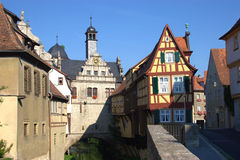 Malerwinke. The painter angle in that less than Franconian market wide Stock Photography