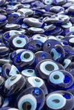 Males de ojo, recuerdo turco tradicional Imágenes de archivo libres de regalías