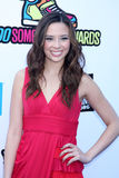 Malese Jow. LOS ANGELES - AUG 14:  Malese Jow arriving at the 2011 VH1 Do Something Awards at Hollywood Palladium on August 14, 2011 in Los Angeles, CA Royalty Free Stock Photos
