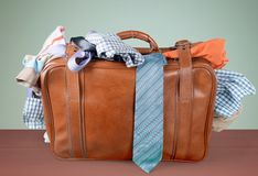 maleta Imagenes de archivo