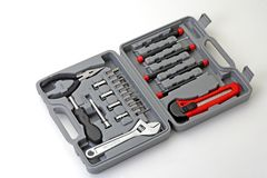 Maleta de ferramentas Foto de Stock