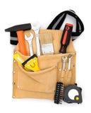 Maleta de ferramentas Fotografia de Stock