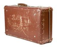 Maleta vieja Foto de archivo libre de regalías