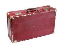 Maleta vieja Fotos de archivo libres de regalías