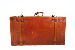 Maleta vieja Imagen de archivo libre de regalías