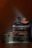 maletas Imagen de archivo libre de regalías