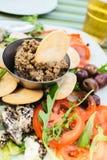Maletese snack Stock Image