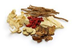 Malezja bak Kut składniki, tradycyjni chińskie ziołowa medycyna Obraz Royalty Free
