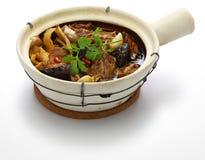Malezja bak Kut, tradycyjni chińskie wieprzowiny ziołowi ziobro zupni Zdjęcie Royalty Free