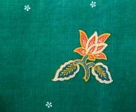 Malezja batika wzór XV Obrazy Royalty Free
