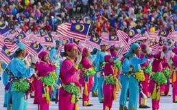 Malezja flaga, Jalur Gemilang Obraz Royalty Free
