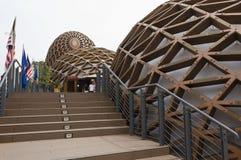 Malezja pawilonu struktura przy expo 2015 Fotografia Royalty Free
