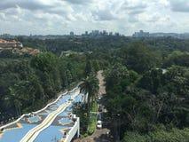 Malezja planetarium Krajowy Centre w Kuala Lumpur obraz stock