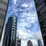 Malezja w ranku Fotografia Stock