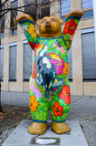 Malezyjczyka Berlin niedźwiedź obrazy stock