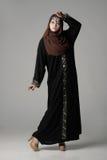 Malezyjska malay kobieta obraz stock