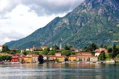Malgrate, province de Lecco, Italie photographie stock