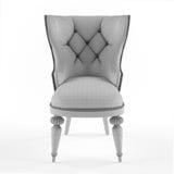 Malha da cadeira moderna Imagens de Stock Royalty Free