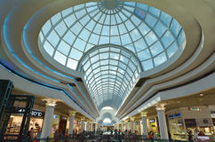Malha Mall  in Jerusalem - Israel Stock Images