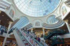 Malha Mall  in Jerusalem - Israel Royalty Free Stock Photo