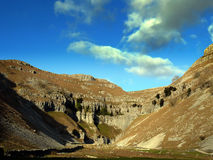 Malham Cove. In Yorkshire Dales Stock Photography