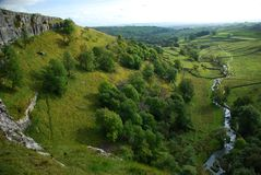 Free Malham Cove In The Yorkshire Dales National Park Stock Photos - 108609123