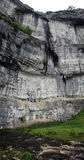 Malham Cove landscape in Yorkshire Dales Stock Photography