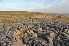 Malham Cove Royalty Free Stock Photography