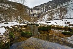 malham de crique Images stock