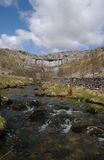 Malham le Tarn Photos libres de droits