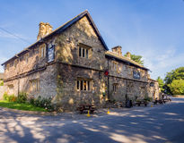 Malham village Royalty Free Stock Photography