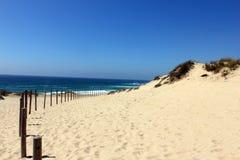 Malhao beach, Alentejo, Portugal. Malhao beach at Alentejo, Portugal Stock Images