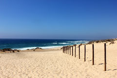 Malhao beach, Alentejo, Portugal Stock Photo