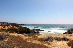 Malhao beach, Alentejo, Portugal Stock Image