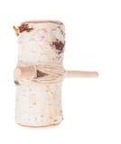 Malho de madeira Foto de Stock Royalty Free