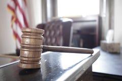 Malho dos juizes imagem de stock royalty free