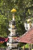 Mali świątynia duchy na dobre, Nusa Penida, Indonezja Fotografia Stock