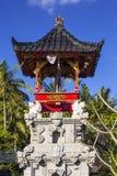 Mali świątynia duchy na dobre, Nusa Penida, Indonezja Obraz Royalty Free