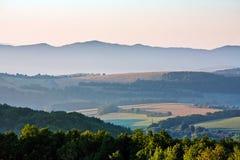 Mali Carpathians Zdjęcia Stock
