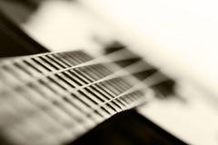 Mali cztery hawajczyka ukulele nawleczona gitara zdjęcie stock