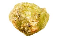 Mali Garnet cruda Immagine Stock Libera da Diritti