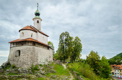 Mali grad, Kamnik, Slovenia Stock Photos