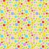 Mali kwiaty Obraz Royalty Free