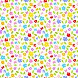 Mali kwiaty Obrazy Stock