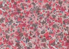 Mali kwiaty w akwareli Obraz Stock