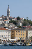 Mali losinj Croatia. The town of Mali Losinj Croatia on a summer day Stock Image