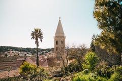 Mali Losinj, Kroatien Stockfotografie